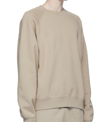 FEAR OF GOD ESSENTIALS Street Style Sweatshirts