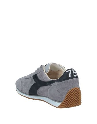 Suede Street Style Logo Sneakers