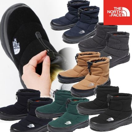 THE NORTH FACE Unisex Plain Logo Boots