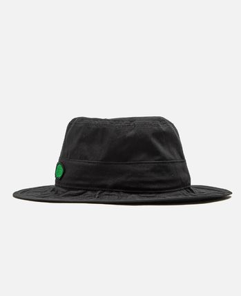 Unisex Street Style Bucket Hats Military Wide-brimmed Hats