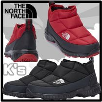 THE NORTH FACE Nuptse Street Style Kids Girl Boots