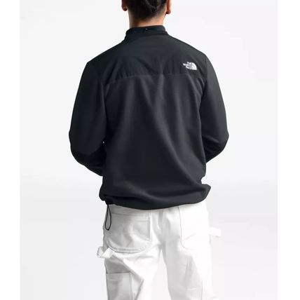THE NORTH FACE Sweatshirts Crew Neck Pullovers Sweat Street Style Long Sleeves Plain 4