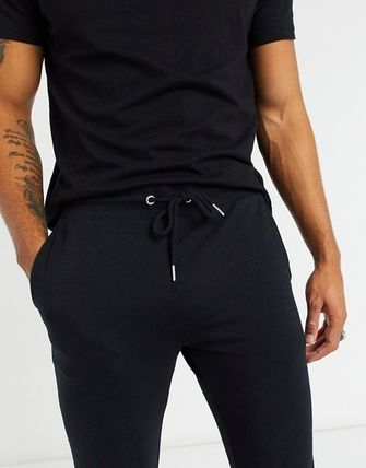 ASOS Sweat Street Style Plain Men Skinny Pants