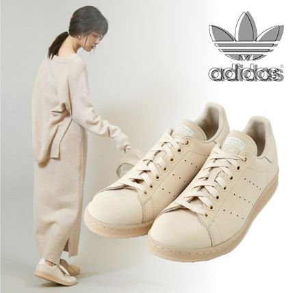 adidas STAN SMITH Casual Style Collaboration Logo Low-Top Sneakers