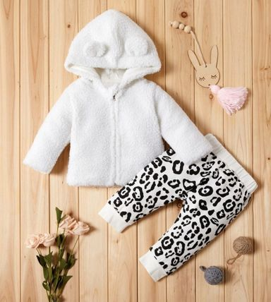 PatPat Street Style Baby Girl Tops