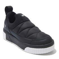 THE NORTH FACE Casual Style Unisex Street Style Plain Eco Fur Logo Shoes