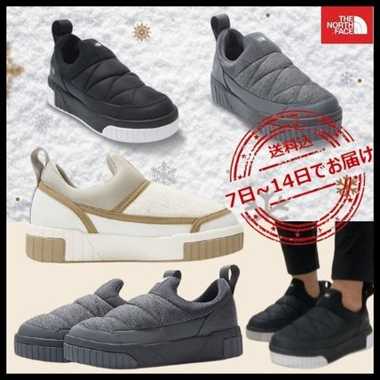 THE NORTH FACE Platform Street Style Logo Platform & Wedge Sneakers