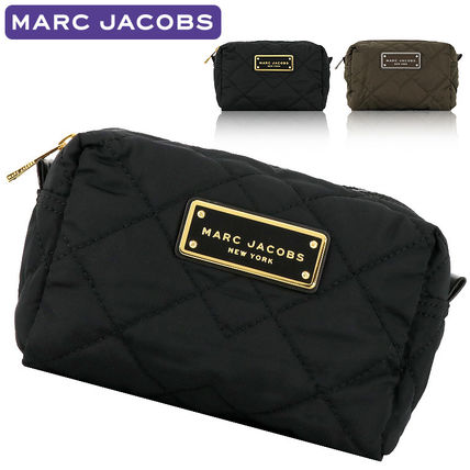 MARC JACOBS Nylon Plain Pouches & Cosmetic Bags