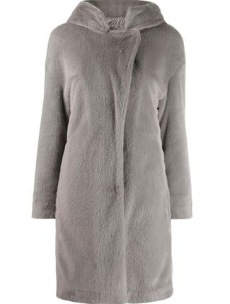 HERNO Cashmere & Fur Coats