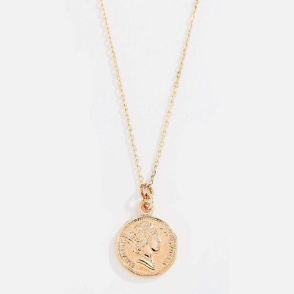 Coin Necklaces & Pendants