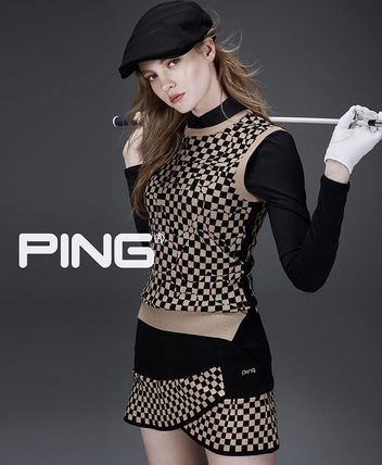 PING Unisex Blended Fabrics Street Style Co-ord Hobies & Culture