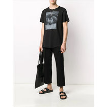 Ann Demeulemeester More T-Shirts Cotton Short Sleeves Designers T-Shirts 4