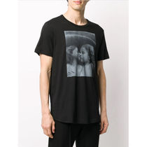 Ann Demeulemeester More T-Shirts Cotton Short Sleeves Designers T-Shirts 5