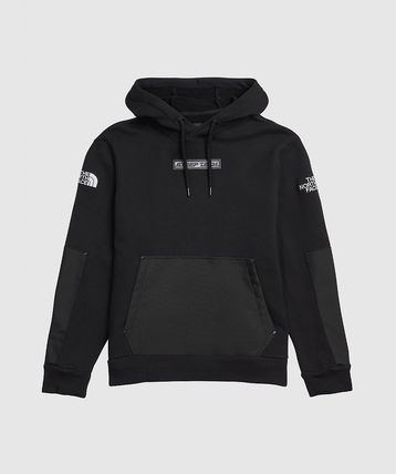 THE NORTH FACE Hoodies Unisex Sweat Street Style Long Sleeves Cotton Logo Outdoor