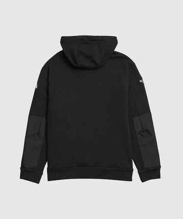 THE NORTH FACE Hoodies Unisex Sweat Street Style Long Sleeves Cotton Logo Outdoor 2