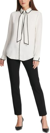 Short Long Sleeves Plain Office Style Elegant Style
