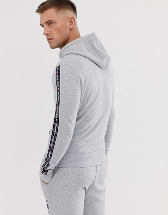 Tommy Hilfiger Unisex Street Style Co-ord Sweats Two-Piece Sets