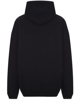 BALENCIAGA Hoodies Street Style Long Sleeves Logo Luxury Hoodies 4