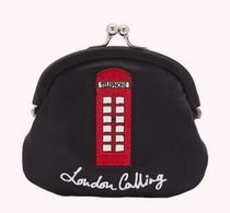 Lulu Guinness Small Wallet Coin Cases