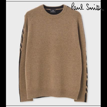 Paul Smith Sweaters Crew Neck Long Sleeves Sweaters