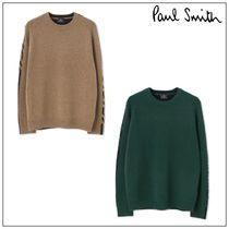 Paul Smith Sweaters Crew Neck Long Sleeves Sweaters 7