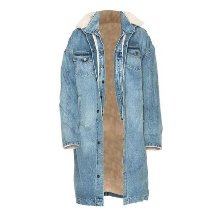 Denim Coats