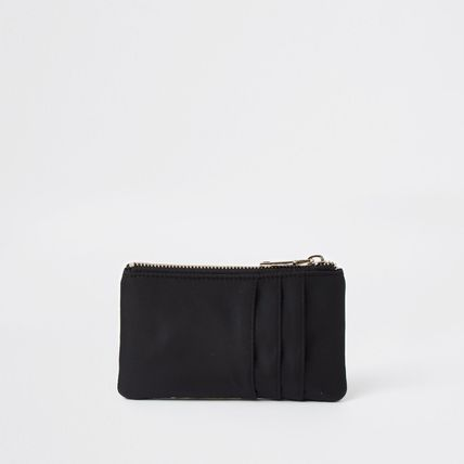 River Island Plain Small Wallet Coin Cases