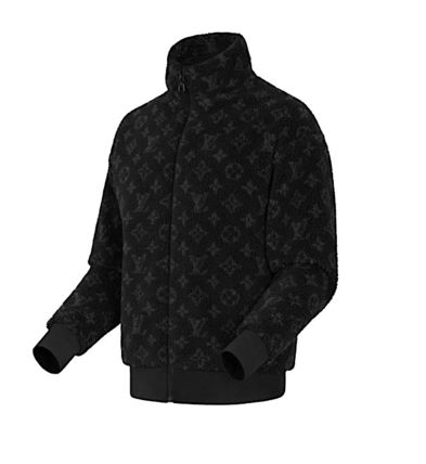Louis Vuitton MONOGRAM Monogram Unisex Street Style Logo Luxury Sweaters