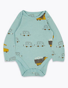 Unisex Co-ord Baby Boy Bodysuits & Rompers