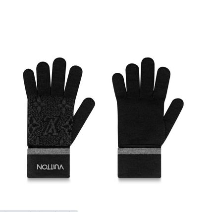 Louis Vuitton MONOGRAM My Monogram Eclipse Gloves