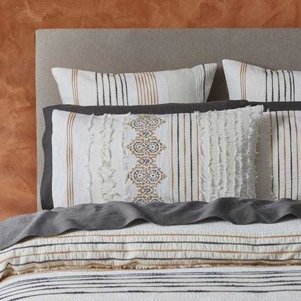 Stripes Comforter Covers Ethnic Morroccan Style