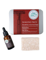 Pores Upliftings Acne Organic Co-ord Shaving TreatMenst