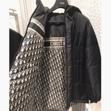 Christian Dior DIOR OBLIQUE Reversible Down Jacket