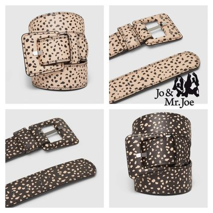 Dots Casual Style Belts
