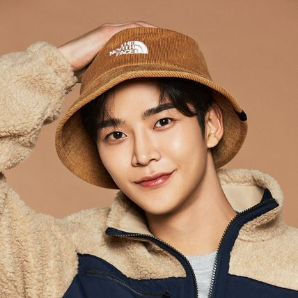 THE NORTH FACE Unisex Street Style Wide-brimmed Hats