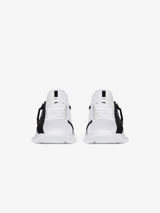 GIVENCHY Spectre low runners sneakers with zip BH003MH0NJ