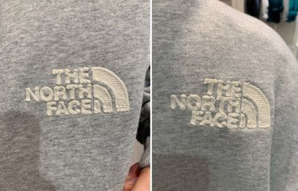 THE NORTH FACE Hoodies Unisex Street Style Logo Outdoor Hoodies 5