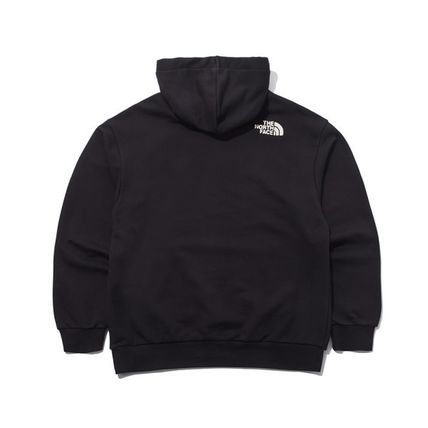 THE NORTH FACE Hoodies Unisex Street Style Logo Outdoor Hoodies 17
