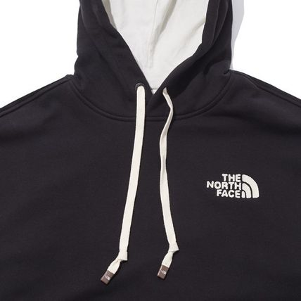 THE NORTH FACE Hoodies Unisex Street Style Logo Outdoor Hoodies 18