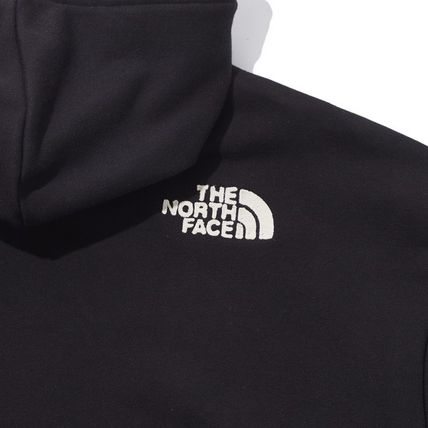 THE NORTH FACE Hoodies Unisex Street Style Logo Outdoor Hoodies 20