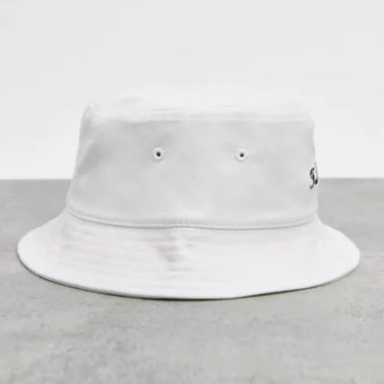FRED PERRY Unisex Street Style Wide-brimmed Hats