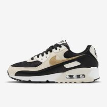 Nike AIR MAX 90 Casual Style Logo Low-Top Sneakers