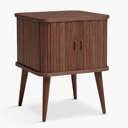 Unisex Wooden Furniture Night Stands Table & Chair