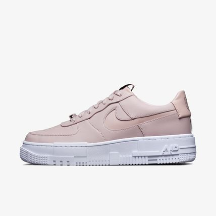 Nike AIR FORCE 1 Casual Style Street Style Low-Top Sneakers