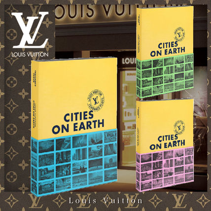 Louis Vuitton Cities On Earth, English Version