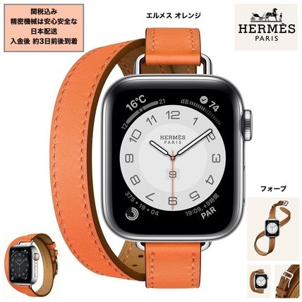 HERMES Kelly Unisex Collaboration Digital Watches