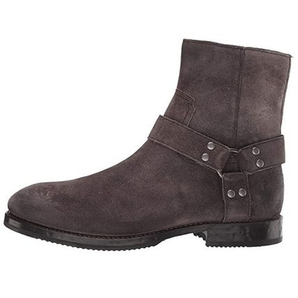 Plain Engineer Boots