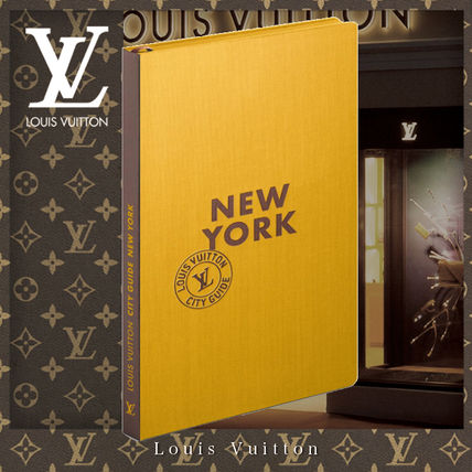Louis Vuitton New York City Guide, French Version