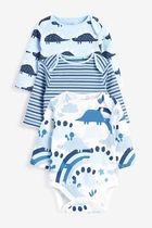 NEXT Organic Cotton Co-ord Baby Boy Underwear