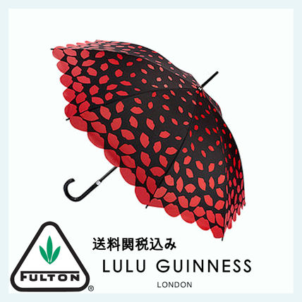 Lulu Guinness Collaboration Umbrellas & Rain Goods